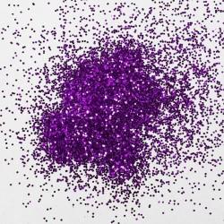 """Наполнитель для шара """"Блестки"""", цвет темно-лиловый 0,4 мм, 500 г 3530210"""