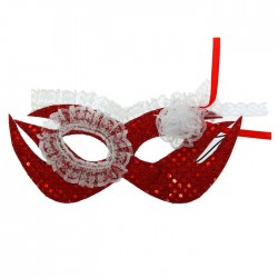"""Карнавальная маска """"Незнакомка"""" 1380428"""