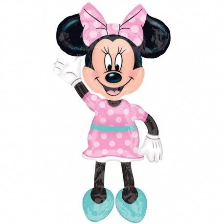 A 54 ХФ Минни Маус в розовом в упаковке / Minnie Mouse AWK P80 / 1 шт / (США)
