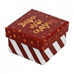 Подарочная упаковка Коробочка под кольцо «Дарю тебе сказку», 5 х 5 х 3.5 см 3495051