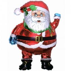 И 14 Дед Мороз/ Santa Glasses / 1 шт / (Испания)