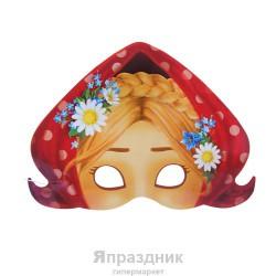 """Маска карнавальная """"Аленушка"""", 27,3 х 20,2 см"""