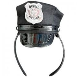 WB Фуражка полицейского на ободке