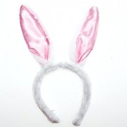 WB Уши зайца белые