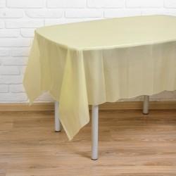 """Скатерть """"Праздничный стол"""" 137*183 см, цвет желтый 1019758"""
