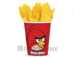 Стакан Angry Birds 8шт/А