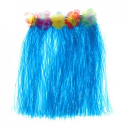Гавайская юбка, цветная 40 см МИКС 2799108