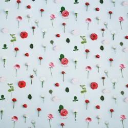 Бумага упаковочная глянцевая «Ты_ прекрасна», 70 × 100 см 2773558