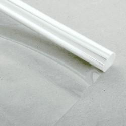 Пленка упаковочная прозрачная рулон 100 см*10,5 м 40 мкм (Россия)