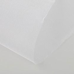 Фатин для свадебного декора, 1х1 м, белоснежный 2976892