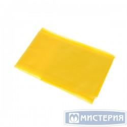 """Скатерть """"Мистерия"""" 110х140см жёлт., спанбонд 1 шт """"МИСТЕРИЯ"""" РОССИЯ"""