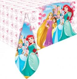 """P Скатерть 120*180 см """"Принцессы Дисней"""" / Princess Heartstrong / 1 шт. / (Китай)"""