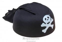 Карнавал бандана пират череп