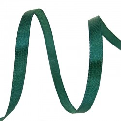 Лента Атлас Темно-зеленый / 50 мм * 22,85 м (Китай)