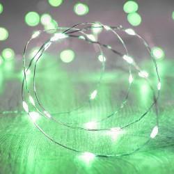 Светодиодная лента для воздушного шара, 3 метра, зеленый цвет 3584077