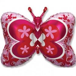 И 14 Бабочка Декор / Butterfly / 1 шт / (Испания)