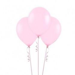 Набор из 3 шаров Pink Матовый 30 см