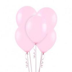 Набор из 5 шаров Pink Матовый 30 см