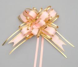 Бант-шар №3, цвет пыльная роза