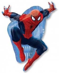 Шар Фигура Человек-паук 90 см / Spider-Man P38 / 1 шт (США)