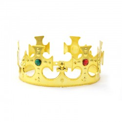 """Корона """"Король"""" Золотая"""