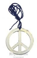 """Прикол медальон """"Мир"""", гигант на подвесе"""