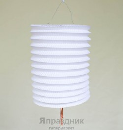Бумажный цилиндр белый