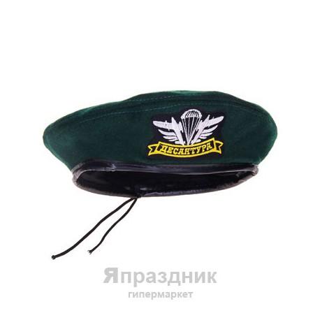 Берет десантника Десантура 26х26см