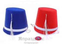 Карнавал шляпа гусар 20*17 см