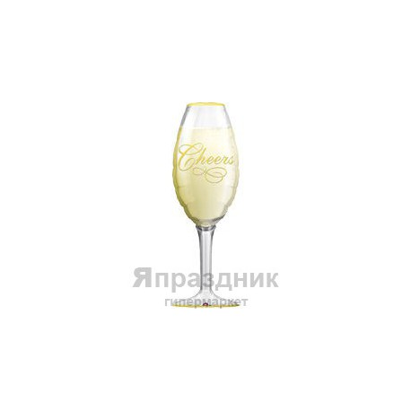 А М/ФИГУРА Бокал шампанского А30