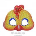 """Маска карнавальная """"Петушок"""", 20,1 х 17,2 см"""