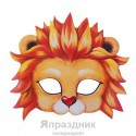 """Маска карнавальная """"Львенок"""", 26,1 х 23,9 см"""