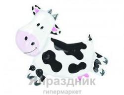 Фольгированный шар /P35 Корова