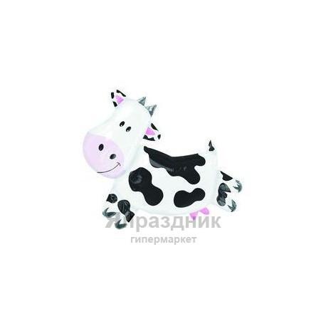 Шар Фольгированный Корова 76см
