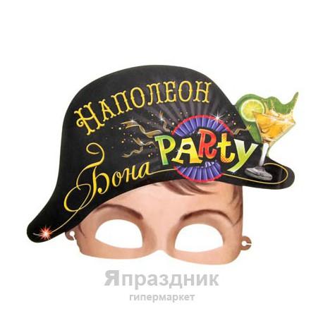 """Маска карнавальная """"Наполеон"""", 28 х 21,1см"""