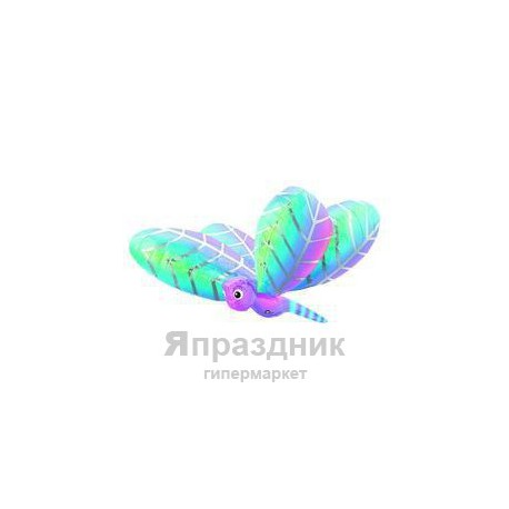 А ФИГУРА/P40 Стрекоза голубая