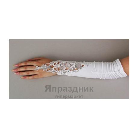 Перчатки невесты BC-70
