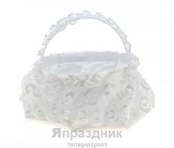 Корзина k-5 для лепестков роз, денег, конфет и тд, 16 см