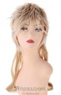 Карнавал парик блондинка карвинг одна прядь локона