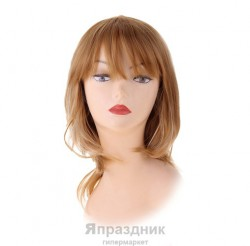 Карнавал парик светло-русый концы волнистые