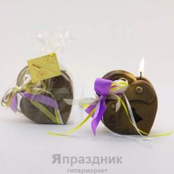 """Свадебные свечи """"Замок любви"""" (малый)"""