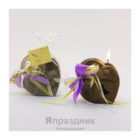 Свадебные свечи Замок любви малые