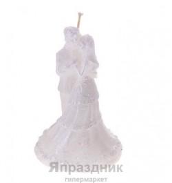 Свеча восковая Колокольчик Жених и Невеста