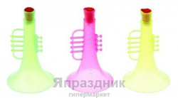 Свисток гуделка труба 7,5*4,5 см