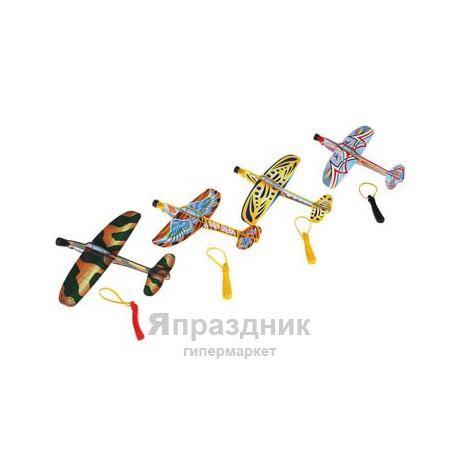 "Стрелялка ""Рогатка самолет"", цвета МИКС"