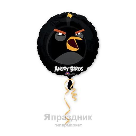 """А 18"""" Angry Birds Черная S60"""