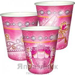 Набор стаканов Моя Принцесса Карета 6шт