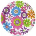 Набор тарелок ламинированных Маргаритки 23см 6шт