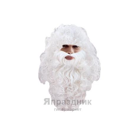 WB Набор Деда Мороза (парик,усы, борода)
