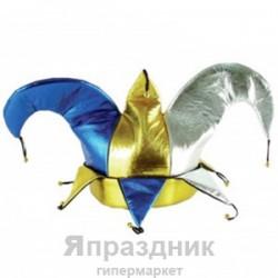 WB Колпак шутовской трехцветный